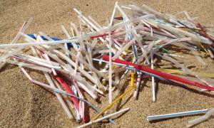 Playas de Monte Hermoso tampoco tendrán sorbetes plásticos