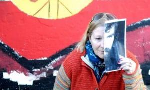 Stella Maris Peloso, madre del joven muerto en Chubut