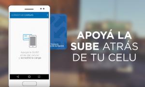 App Carga SUBE Beta