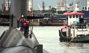 El último contacto del submarino San Juan fue el miércoles a las 7.30 de la mañana.