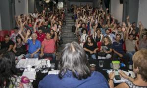 """El gremio que conduce Roberto Baradel la aprobó por """"amplia mayoría"""""""