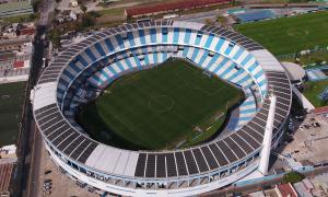 El Cilindro de Avellaneda no tendrá público en el partido de Racing. Foto: Infobae.