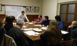 Los empresarios de Tandil se reunieron para mejorar la competitividad del comercio local