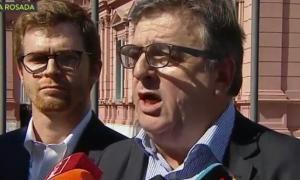 Nicolás Massot (PRO) y Mario Negri (UCR) los encargados de anunciar lo acordado.