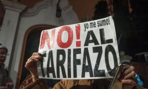"""Todos los municipios que se suman al """"Ruidazo""""."""
