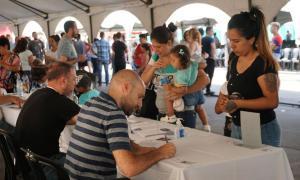 Comenzó la entrega de la tarjeta alimentaria de 4.000 pesos en La Matanza