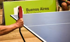 Jugaba al ping pong cuando se descompensó (Imagen ilustrativa)