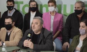 Elecciones 2021: En Tornquist, el exCambiemos Bordoni presentó agrupación nueva y boleta corta