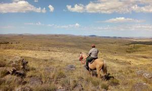 Fin de Semana Largo en el Parque Provincial Ernesto Tornquist