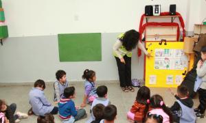 Más de 3000 alumnos de Vicente López recibieron formación en seguridad vial en 2019