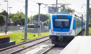 El Tren Roca llega nuevamente hasta la estación de City Bell.