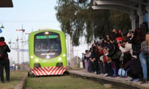 Fotos: Tren Patagónico/Enrique Faré