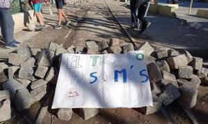 Tren Roca Cargas: La Fraternidad amenaza con paro si se mantiene la suspensión del servicio tras accidente