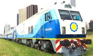 A las 6.43, salió el nuevo tren que une Chascomús con Buenos Aires en dos horas