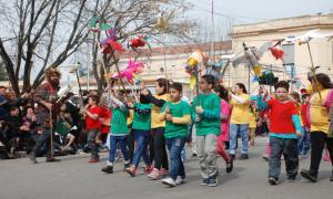 20° Fiesta Nacional del Ave de Raza en Rauch.