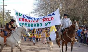 16º Concurso del Chorizo Seco en Comodoro Py, Bragado.