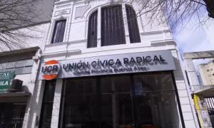UCR bonaerense: Presentaron una nueva y moderna sede
