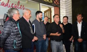 Lanús: Sector de la UCR formalizó su apoyo a Edgardo Depetri, del Frente de Todos