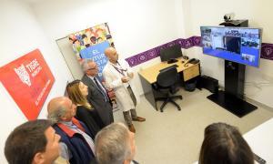 Tigre y el Hospital Garrahan firman convenio por la salud pediátrica