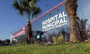 """Hospital Municipal de Diagnóstico Inmediato (HDI) de Benavídez """"Dr. Eduardo Juan Mocoroa"""""""