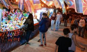 Nueva edición de la Feria de las Colectividades en Tigre.