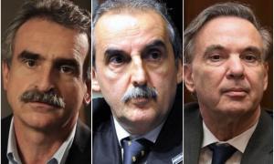 Rossi, Moreno y Pichetto, con miras a 2019.