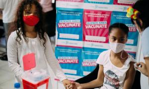 Vacuna en niños y adolescentes de Provincia: Solo se registró en el 0,01% de efectos adversos, la mayoría leves