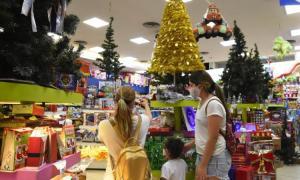 Ventas minoristas navideñas cayeron 10,1% respecto a la anterior