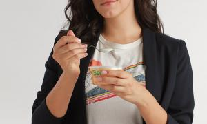 Sitio web de la marca www.yogurser.com.ar