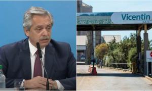 Marcha atrás: El presidente derogó el decreto que intervino Vicentín