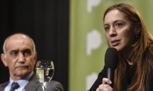 """La nueva campaña viral hace foco en Vidal únicamente y la define como la """"Gobernadora por todos los Bonaerenses"""""""