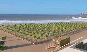 Vidal inaugura playas públicas con servicios gratuitos.