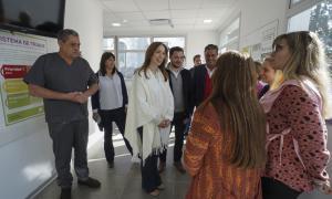 """Vidal en Lobos: """"No me rindo, siempre he tenido elecciones difíciles"""""""