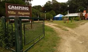 El camping Villa Angosta está en San Cayetano
