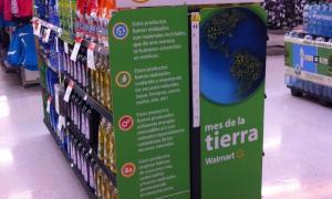 Walmart se compromete en el Mes de la Tierra ofreciendo productos amigables con el medio ambiente