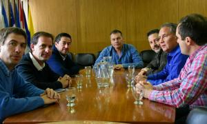 Festa reunió a sus pares en Moreno.