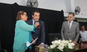 Florencio Varela: Juró el intendente Andrés Watson para su primer mandato