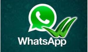 Whatsapp cambiará de color uno de los dos tildes para informar al emisor que su mensaje ha sido leído