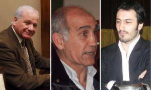 """El caso involucra a """"Cacho"""" Castellari y a Emiliano Lasala Reparaz, quienes responden a Daniel Salvador."""