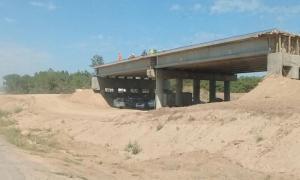 Reactivación de obras en Ruta Nacional 8, 191 y 51. Foto: La Noticia1