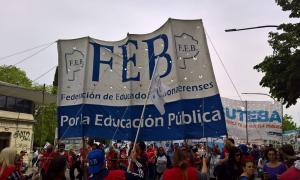 Gremios confirmaron que se sumarán a la huelga del próximo miércoles. foto: LN1