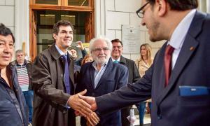 """El mandatario de Salta pidió una """"Argentina verdaderamente federal"""""""