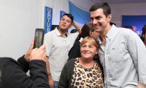 """Urtubey en Luján: """"Tenemos que sanar las heridas para crear una nueva Argentina"""""""