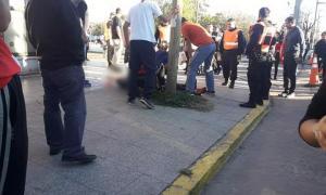 La víctima recibió un tiro en el pecho. Foto: Monicasosa40