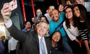 Alberto Fernández en México: Visitó Globant