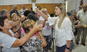 Cañuelas: La intendenta Fassi donará 30% de su sueldo a centros de jubilados