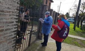 Tigre lleva relevados 21.500 vecinos en busca de casos sospechosos de COVID