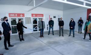 Inauguraron hospital en Lomas de Zamora