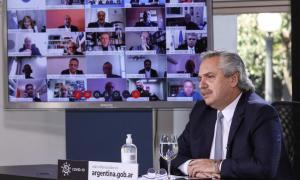El Presidente anunció un plan de obras en universidades
