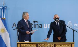 Juró Alexis Guerrera, el reemplazante de Mario Meoni en el Ministerio de Transporte